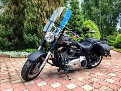 Harley-Davidson Fat Boy. 1 585 куб. см., исправен, птс, с пробегом