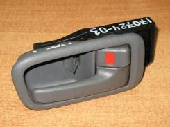 Ручка двери внутренняя, передняя правая, Toyota RAV4, ACA21, 1AZ-FE.
