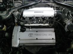 Двигатель в сборе. Toyota: Sprinter Trueno, Corolla Levin, Celica, Sprinter Marino, Sprinter Carib, Corolla / Sprinter Trueno Двигатель 4AGE