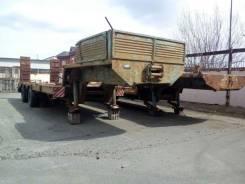 Чмзап 9990. Полуприцеп Чмзап-9990, 52 000 кг.