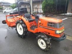 Kubota GT3. Японский мини-трактор