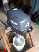 Yamaha. 4-тактный, бензиновый, Год: 2013 год