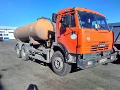 Коммаш КО-505А. Автомобиль Камаз-53215 КО-505А (Вакуумная машина), 10 850 куб. см.