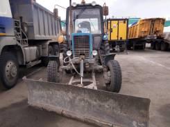 МТЗ 82. Трактор МТЗ-82/80 МКУУ-1, 4 800 куб. см.
