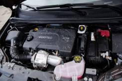 Новый двигатель 1.3D LSF на Chevrolet без навесного