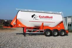 Gutewolf. Полуприцеп цементовоз алюминиевый GuteWolf