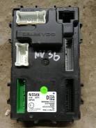Блок управления двс. Nissan Skyline, NV36 Двигатель VQ25HR