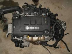 Двигатель 1.4B A14XER на Chevrolet без навесного