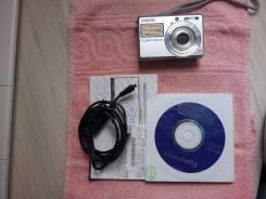 Sony Cyber-shot DSC-S730. 7 - 7.9 Мп, зум: 3х
