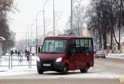 ГАЗ Газель Next A64R42. ГАЗ-A64R42, 2 800 куб. см., 19 мест