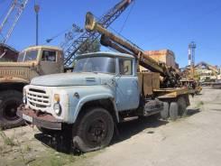 ЗИЛ 130. ЗИЛ-130 Бурильно-крановая специальная, 150 куб. см., 6 000 кг.