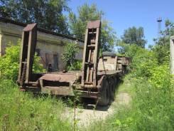 Чмзап 9990. Продается Чмзап-9990 полуприцеп тяжеловоз, 70 000 кг.