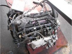 Двигатель в сборе. Honda Accord Honda Torneo Двигатель F18B