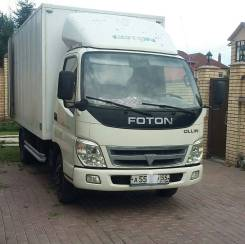 Foton. Продается грузовой фургон Фотон, 4 000 куб. см., 3 500 кг.