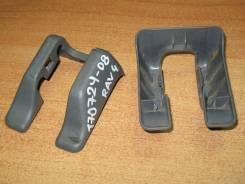 Крышка крепления сиденья, задняя внешняя, Toyota RAV4, ACA21.