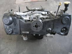 Двигатель в сборе. Subaru Legacy Subaru Forester Subaru Legacy B4 Subaru Impreza WRX Двигатель EJ255