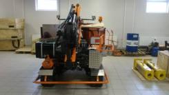Gayk HRE-1000. Продажа БУ сваебойной установки GAYK модель HRE 1000 для дорожного огр, 100куб. см., 1 000кг.