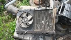 Радиатор охлаждения двигателя. Honda Concerto