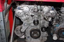 Двигатель в сборе. Infiniti: M45, G25, G35, FX50, Q50, M35 Hybrid, M35, G37, EX35, FX37, FX35, EX37 Двигатель VQ35HR