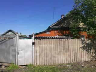 Продается дом с земельным участком в Уссурийске. Улица Чемеркина 36, р-н слобода, площадь дома 42 кв.м., скважина, отопление твердотопливное, от част...