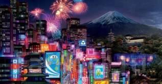 """Япония. Токио. Экскурсионный тур. Новогодние каникулы в Японии"""". Январь 2018"""