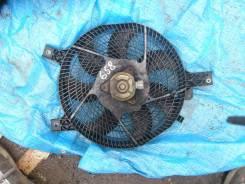 Вентилятор радиатора кондиционера. Nissan Laurel, SC35, HC35, GCC35, GC35, GNC35 Двигатель RB25DET