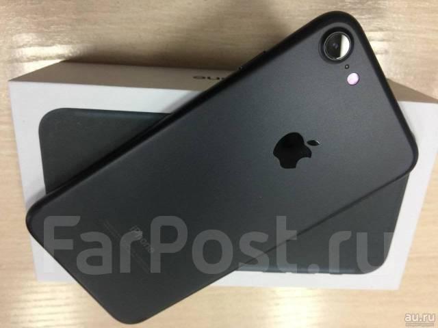 Apple iPhone 7. Новый, 256 Гб и больше, Золотой, Красный, Розовый, Серебристый, Черный, 3G, 4G LTE, Защищенный. Под заказ
