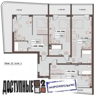 Квартиры от 1,350,000 р. г. Владивосток