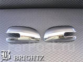 Накладка на зеркало. Toyota Corolla Fielder, NZE144, NZE144G