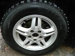 Комплект зимних колес Dunlop Graspic HS-V 205/65 R15 в Нерюнгри. x15 5x114.30 ET40