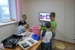 Детская студия робототехники 5+