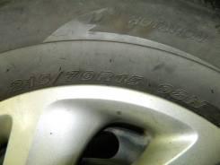 Продам комплект колес Goodride 215/70 R15 в Нерюнгри. 6.0x15 5x114.30 ET40