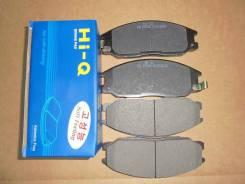 Тормозные колодки передние SP1171 Sangsin H-1/SANTA FE/TRAJET/ REXTON