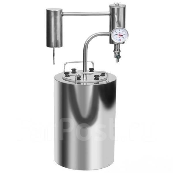10 литров самогонный аппарат зачем в самогонном аппарате нужен диоптр