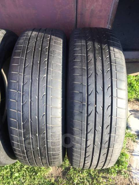 Bridgestone Dueler. Летние, 2013 год, износ: 5%, 4 шт