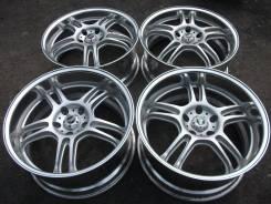 RS Wheels. 8.0/9.0x18, 5x114.30, ET38/38