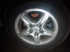 Продам колеса 215/70/16 на литье. 6.5x16 5x114.30 ET30 ЦО 70,0мм.
