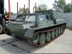 ГАЗ 34039. Снегоболотоход -32 гусеничный вездеход, 1 100 кг., 4 900,00кг.