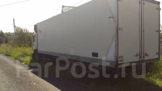MAN. Продается грузовик ман термо будка(Есть рефка, не подключена), 6 871 куб. см., 8 000 кг.