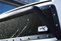 Решетка радиатора. Toyota Tundra, USK52, UPK51, UPK50, UPK56, USK57 Двигатели: 1URFE, 3URFE