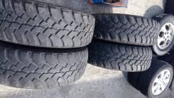 Bridgestone Dueler M/T. Грязь AT, износ: 30%, 4 шт