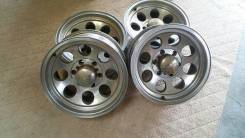 Mickey Thompson. 8.0x16, 6x139.70, ET-20