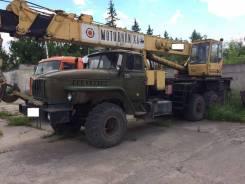 Урал 4320. Автокран Мотовилиха 2000 г 25 тонн 23 метра на Урале 4320, 2 500 куб. см., 25 000 кг., 23 м.