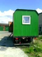 Сибиряк. Мобильное здание Вагон-дом