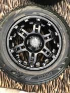 Колёса R18. 9.0x18 6x139.70 ET18 ЦО 110,5мм.