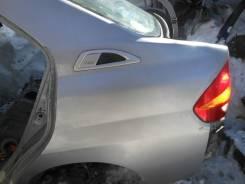 Задняя часть автомобиля. Toyota Prius