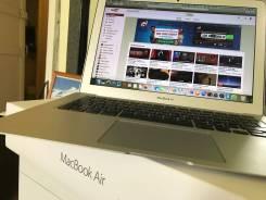"""Apple MacBook Air 13 2015 Early. 13.3"""", 1,6ГГц, ОЗУ 8192 МБ и больше, диск 128 Гб, WiFi, Bluetooth, аккумулятор на 15 ч."""