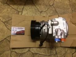 Компрессор кондиционера. Hyundai Tucson Hyundai ix35 Kia: Picanto, Sportage, Morning, X-Trek, Carens Двигатель D4BB