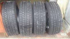 Dunlop SP Winter ICE 01. Зимние, шипованные, 2009 год, износ: 10%, 4 шт