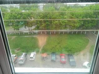 Гостинка, улица Кирова 152. АФБТ, агентство, 18 кв.м. Вид из окна днем